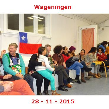 Beneficio por Chile; Wageningen 2016