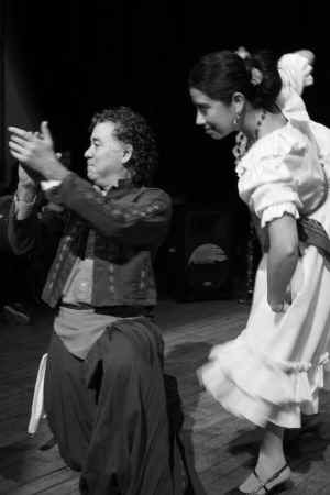 Beneficio por Chile; Dijktheater